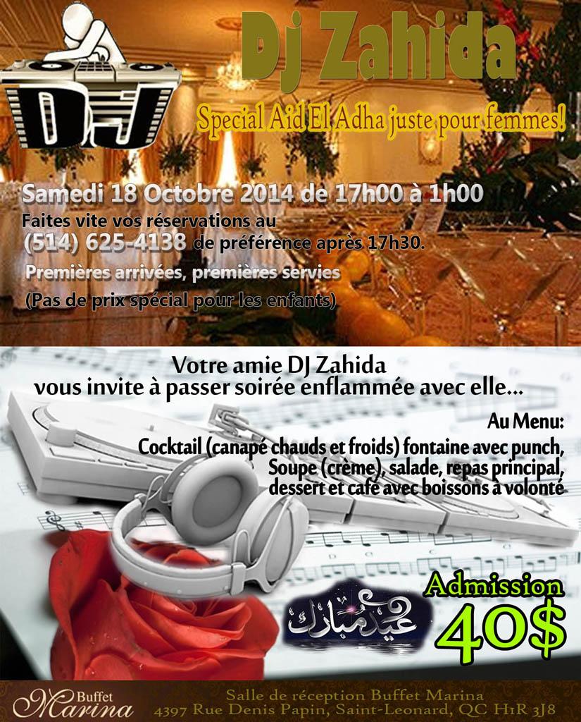 Montréal: Special Aid El Adha j