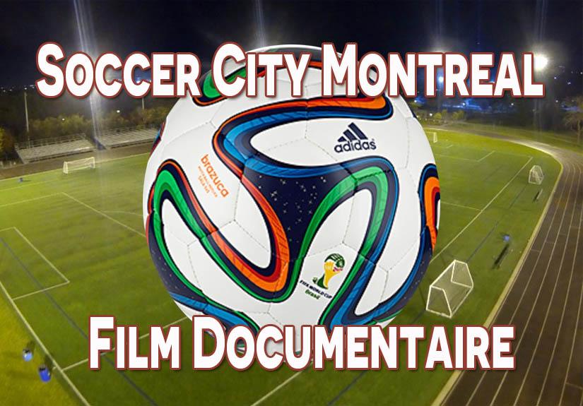 A partager...Film: Soccer City M