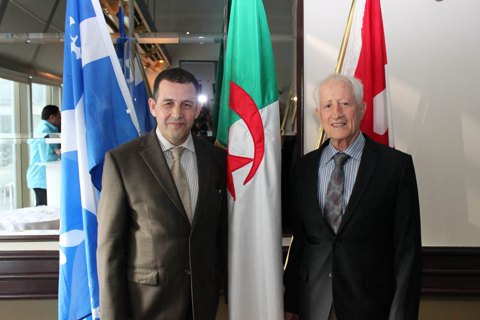 Rencontre algerien