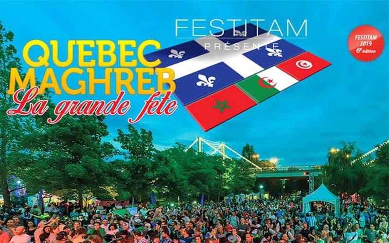 Calendrier Festival.Mtl Quebec Maghreb La Grande Fete 2019